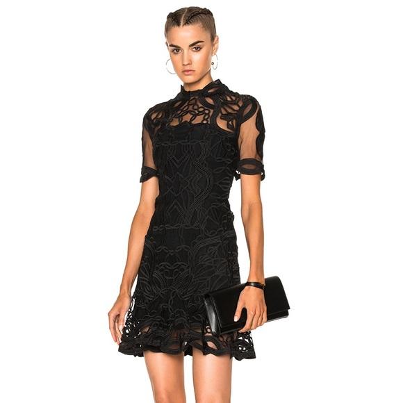 bc551168e78 Jonathan Simkhai Dresses | Black Lace Dress Size 8 | Poshmark